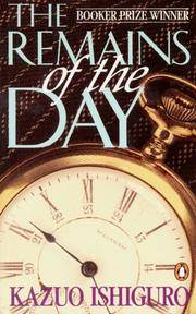 image of Remains of the Day (English and Spanish Edition)