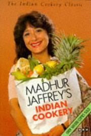 image of Madhur Jaffrey's Indian Cookery
