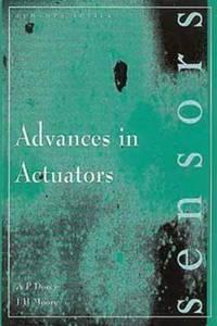 Advances in Actuators (Sensors Ser.)