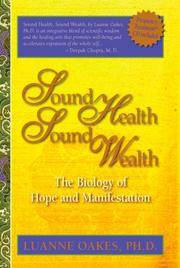 Sound Health, Sound Wealth