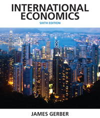 International Economics (6th Edition)