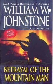 image of Betrayal of the Mountain Man (Pinnacle Western)