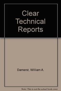 Clear Technical Reports