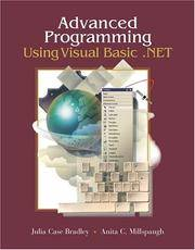 Advanced Programming  Using Visual Basic.Net with Student CD