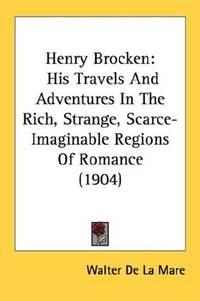 Henry Brocken