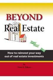 Beyond Real Estate