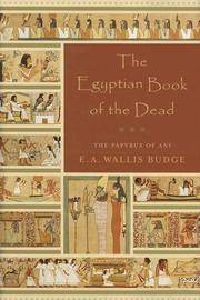 image of Egyptian Book of the Dead: The Papyrus of Ani
