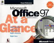 Microsoft Office 97, Updated Edition