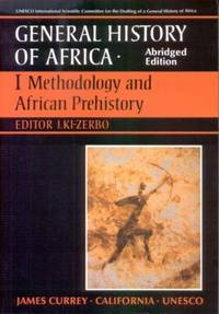 UNESCO General History of Africa. Abridged Edition [6 volumes]