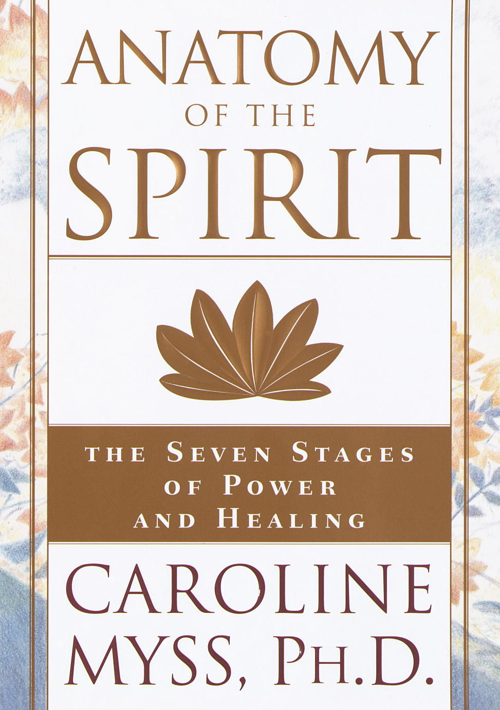 9780517703915 Anatomy Of The Spirit The Seven Stages Of Power And