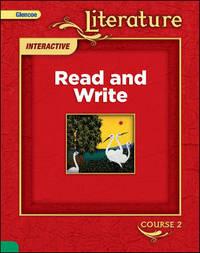 Glencoe Literature, Interactive Read and Write, Course 2
