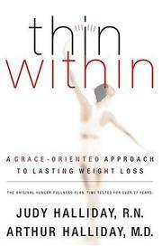 Thin Within by Judy Halliday; Arthur Halliday - 1st - December 2002 - from Bright Beacon Books (SKU: D001801)