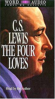 image of Four Loves -- (2 Audio Cassettes)