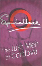 image of The Just Men of Cordova