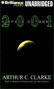 2001 A Space Odyssey by  Arthur C Clarke - Audio Book - 2000 - from Second Chance Books & Comics and Biblio.co.uk