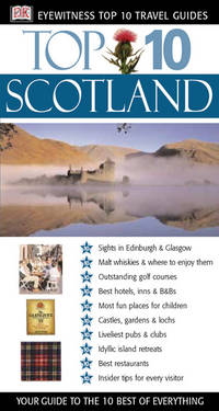 DK Eyewitness Top 10 Travel Guides : Scotland