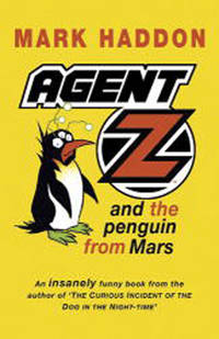 Agent Z And The Penguin From Mars Red Fox Fantastic Stories Ser.(Chinese Edition)