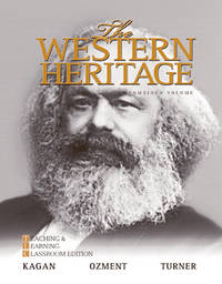 image of The Western Heritage: Teaching and Learning Classroom Edition, Combined Volume (6th Edition)