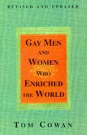 Gay Men and Women Who Enriched the World
