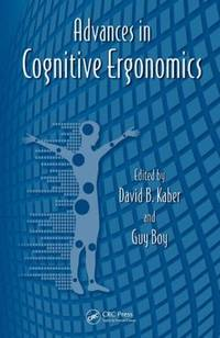 Advances in Cognitive Ergonomics