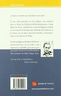 La casa verde / The Green House (FORMATO GRANDE) (Spanish Edition)