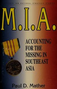 M.I.A: Accounting for the Missing in Southeast Asia