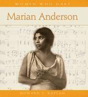 Marian Anderson (Women Who Dare)