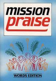 Mission Praise - Words Edition - Mission England