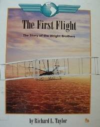 image of The First Flight: The Story of the Wright Brothers (A First Book)