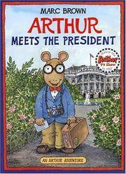 Arthur Meets the President [With Stickers]