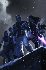 X-Men, Die By the Sword