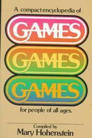 Games Hohenstein, Mary