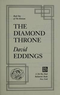 The Diamond Throne (Elenium, Book 1)