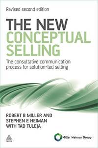 New Conceptual Selling, Revised 2/e
