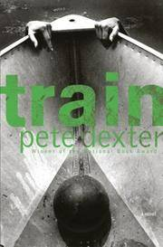 image of Train (Signed First Edition)