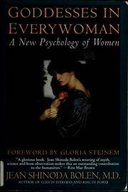 Goddesses in Every Woman: A New Psychology of Women.