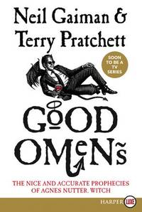 image of Good Omens: The Nice and Accurate Prophecies of Agnes Nutter, Witch