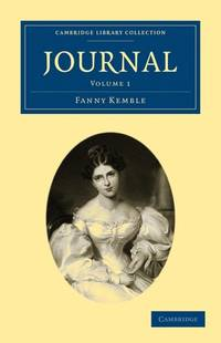 image of Journal: Volume 1 (Cambridge Library Collection - North American History)