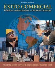 �xito comercial: Pr�cticas administrativas y contextos culturales (with Audio CD)