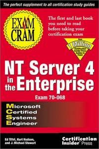 MCSE NT Server 4 in the Enterprise Exam Cram