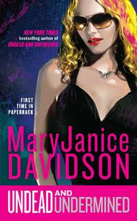 image of Undead and Undermined: A Queen Betsy Novel