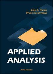 Applied Analysis (HC)