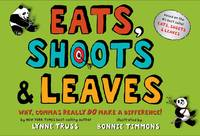 image of Eats, Shoots_Leaves: Why, Commas Really Do Make a Difference!