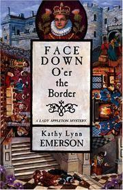Face Down O'er the Border: A Lady Appleton Mystery