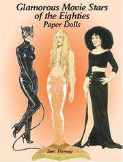 Glamorous Movie Stars of the Eighties Paper Dolls Dover Celebrity  Paperdolls