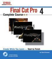 Final Cut Pro 4 Complete Course