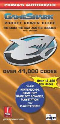 GameShark Pocket Power Guide (Vol. 11) (Prima's Official Strategy Guide)