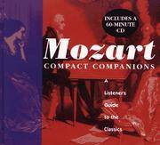 MOZART: A LISTENER'S GUIDE TO THE CLASSICS (Compact Companions)