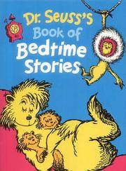 image of Dr.Seuss's Book of Bedtime Stories