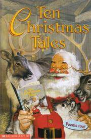TEN CHRISTMAS TALES-POEMS TOO!